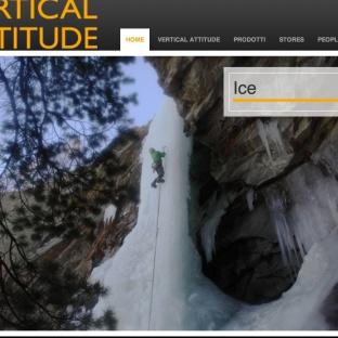 vertical attitude