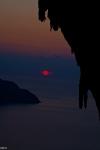 sunset good bye