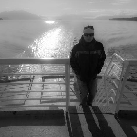 christian cabanilla. floating juneau haines alaska