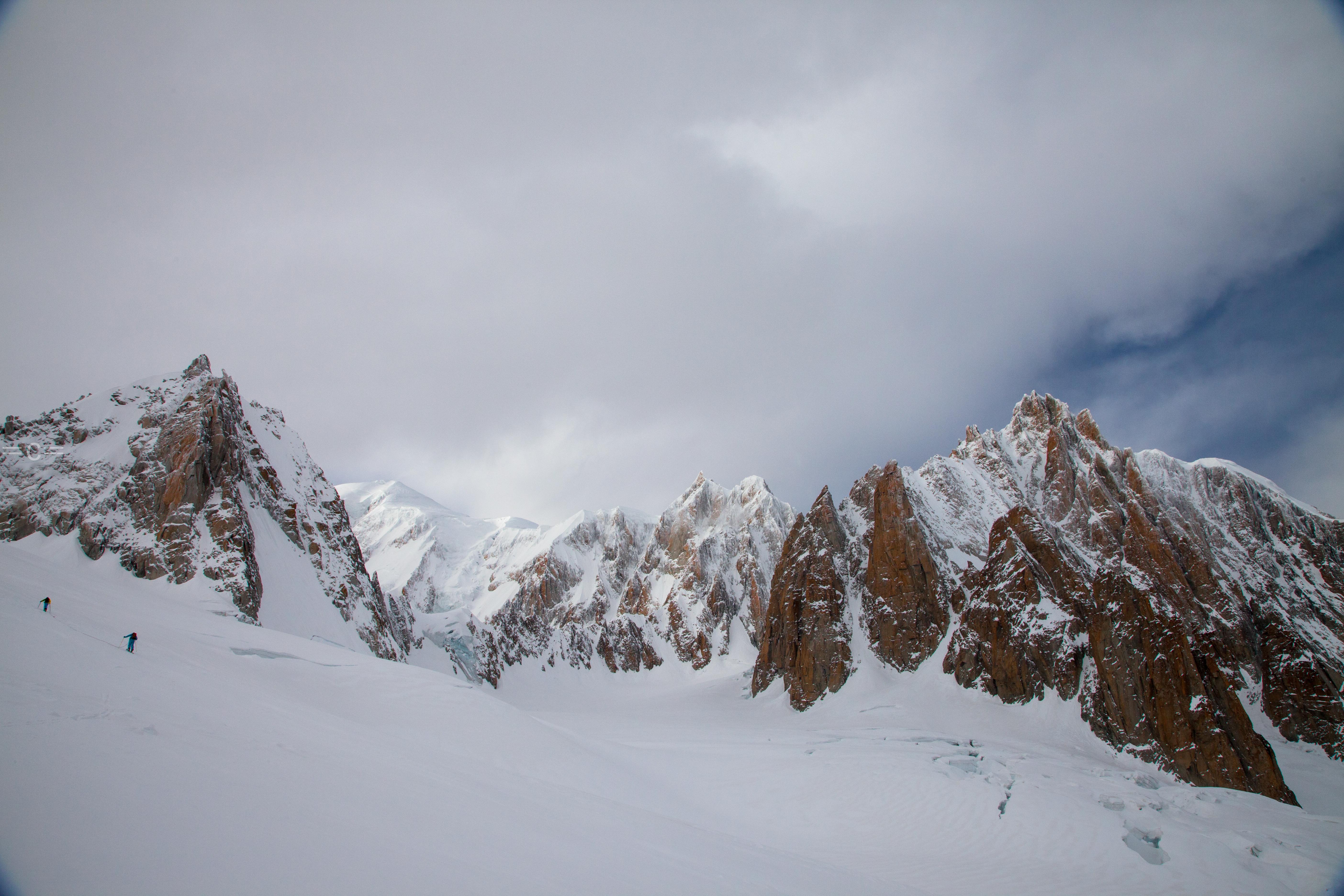 tour ronde, mont blanc, Tacul