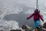 lofoten ski lodge, norway