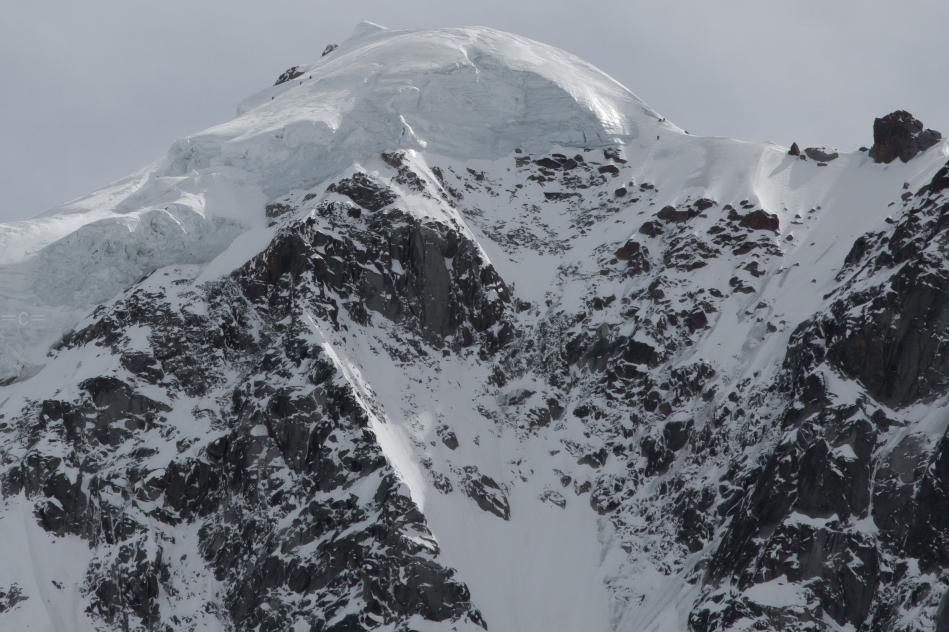 aiguille verte, nant blanc, helias millerious,tony lamiche, alex pittin, steep skiing