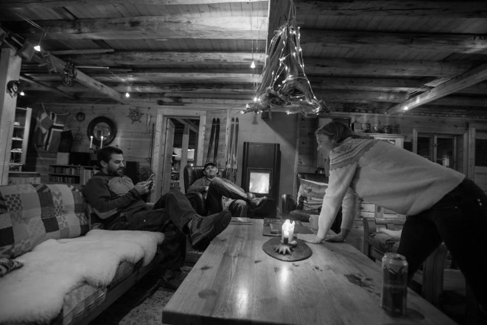 Lofoten Ski Lodge