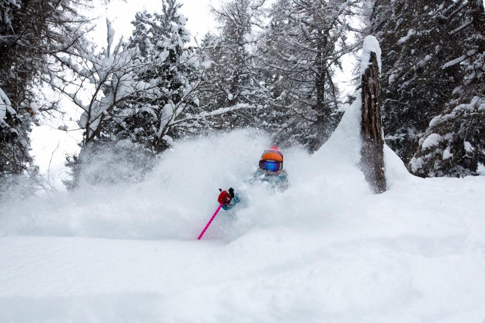 italy, ski, minna riimaki