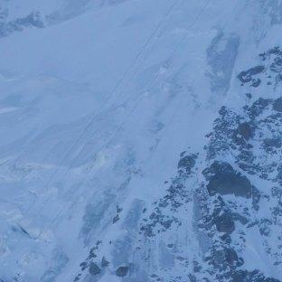 mallory, aiguille du midi, climbers, sam favret