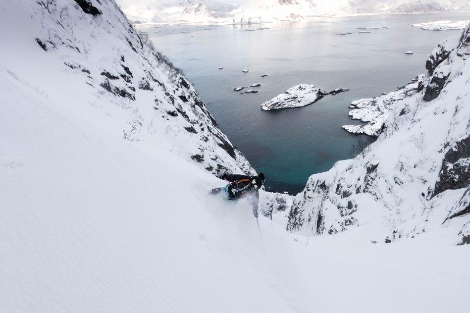 minna riihimakki, ross hewitt, michelle blaydon, lofoten ski lodge