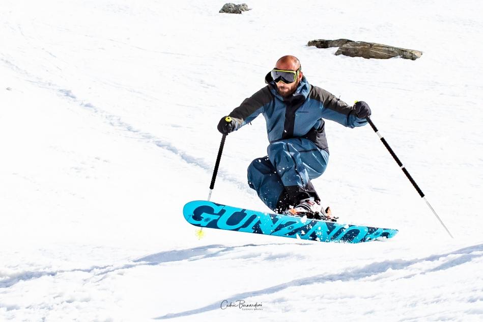 Snow gunz